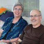Granny Sarah and Grandaddy Roger