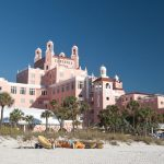 The Don Cesar Hotel at St. Pete Beach
